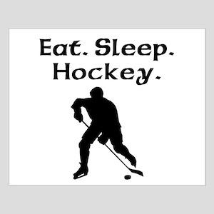 Eat Sleep Hockey Posters