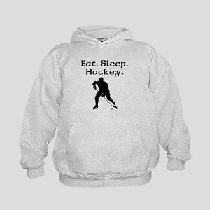 Eat Sleep Hockey Hoodie
