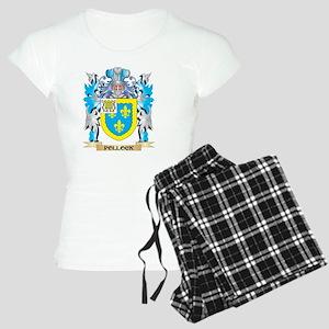 Pollock Coat of Arms - Fami Women's Light Pajamas