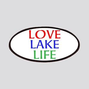 LOVE LAKE LIFE Patch