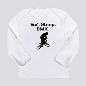 Eat Sleep BMX Long Sleeve T-Shirt