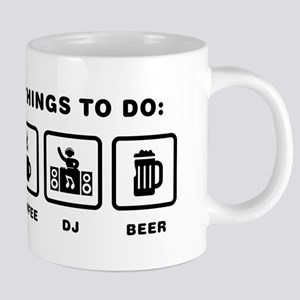 Disc Jockey Mugs