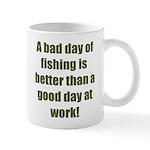 Bad Fishing day Mug