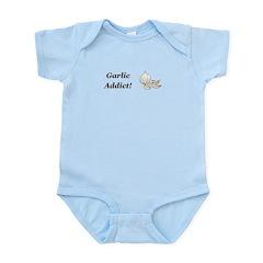 Garlic Addict Infant Bodysuit