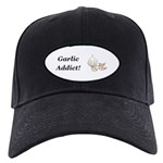 Garlic Addict Black Cap
