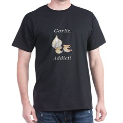 Garlic Addict T-Shirt