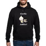 Garlic Addict Hoodie (dark)