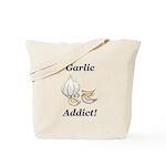 Garlic Addict Tote Bag