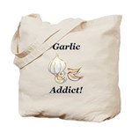 Garlic Addict Tote Bag