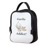 Garlic Addict Neoprene Lunch Bag