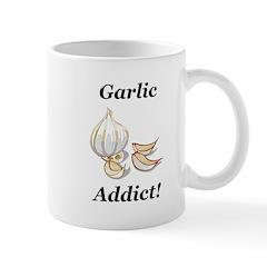 Garlic Addict Mug