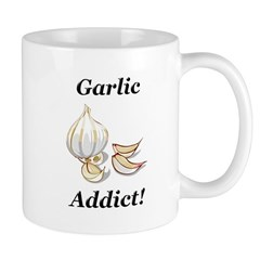 Garlic Addict Mug