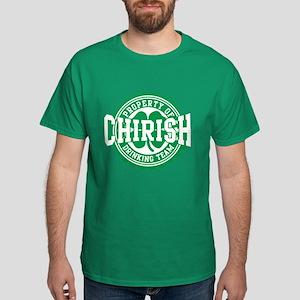Chirish Bottle Cap Drinking Team St Patricks Day T