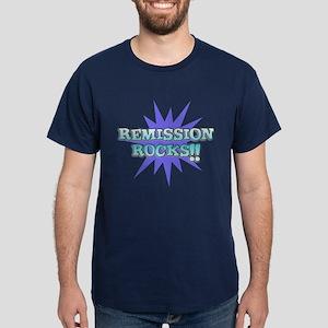REMISSION ROCKS Dark T-Shirt