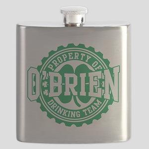 o'brien irish drinking team Flask