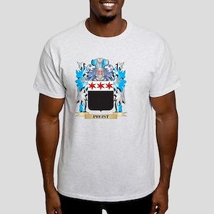 Preist Coat of Arms - F T-Shirt