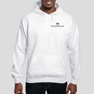 Titanic Honour and Glory Hooded Sweatshirt