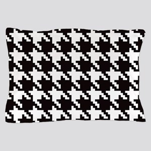 Classic Houndstooth Pillow Case