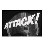 ATTACK! Postcards (Package of 8)