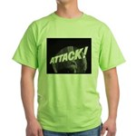 ATTACK! Green T-Shirt