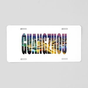 Guangzhou Aluminum License Plate
