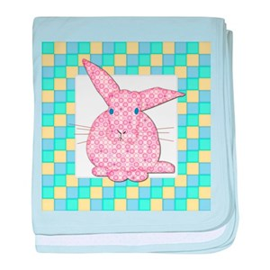 Animals Tile Baby Blankets - CafePress aca917d84