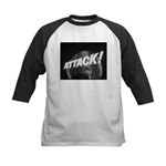 ATTACK! Kids Baseball Jersey
