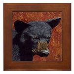 Brother bear: Framed Tile