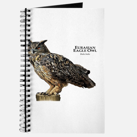 Eurasian Eagle Owl Journal