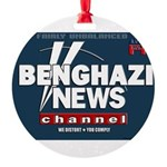 Benghazi News Channel Ornament