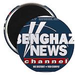 Benghazi News Channel Magnets