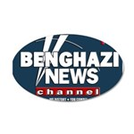 Benghazi News Channel Wall Decal