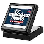 Benghazi News Channel Keepsake Box