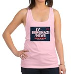 Benghazi News Channel Racerback Tank Top