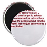 Christian Nation Quote Magnets