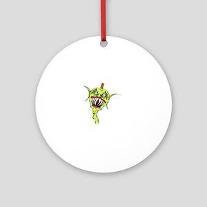 Evil Ernie Ornament (Round)