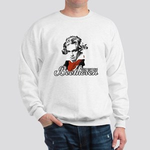 Beethoven piano virtuoso Sweatshirt