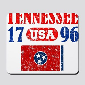 """TENNESSEE USA 1796 STATEHOOD """"PERFECT TO Mousepad"""