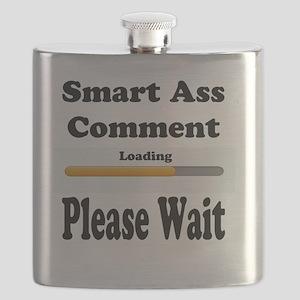 Smart Ass Comment Flask