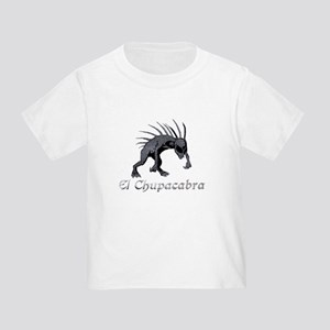 Chupacabra Grey Scales Toddler T-Shirt