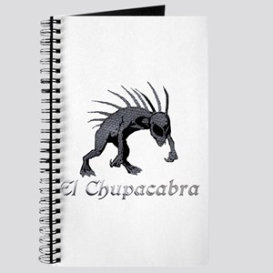 Chupacabra Grey Scales Journal