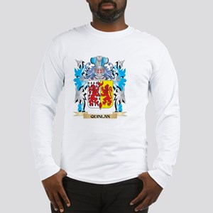 Quinlan Coat of Arms - Family Long Sleeve T-Shirt