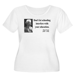 Mark Twain 1 T-Shirt