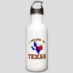 BELONG TO TEXAS Stainless Water Bottle 1.0L
