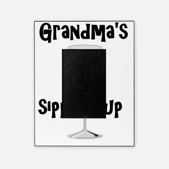 Grandma's Sippy Cup Picture Frame
