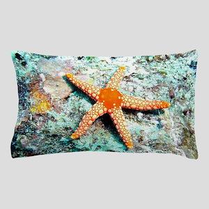 Pretty Starfish Pillow Case