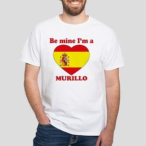 Murillo, Valentine's Day White T-Shirt