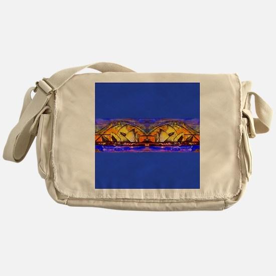 Unique Lyndsey Messenger Bag