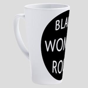 BWR LOGO 17 oz Latte Mug