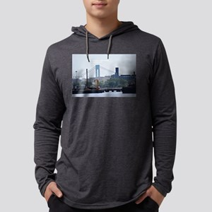 Verrazano Bridge from Red Hook Long Sleeve T-Shirt